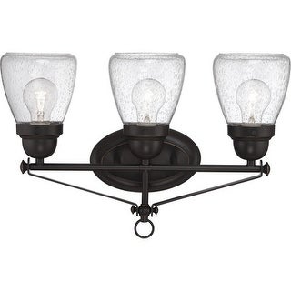 Nuvo Lighting 60/5543 Laurel 3 Light Bathroom Vanity Light