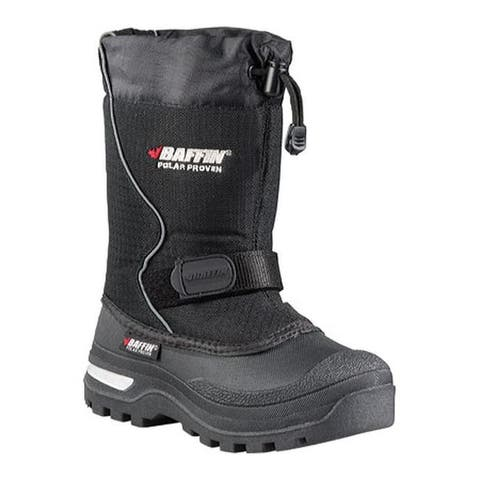 Baffin Children's Mustang Snow Boot Black