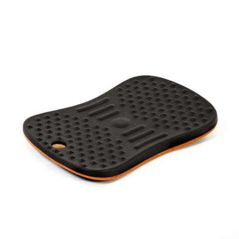 "airLIFT Ergonomic Non-Slip Wobble Anti-Fatigue Balance Board for Standing Desks, 20"" L x 14"" D x 2.2"" H"