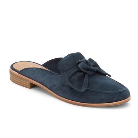 G.H. Bass & Co. Womens Ebbie Leather Slip-on Mule Shoe