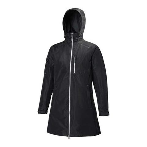 Helly Hansen Women's Long Belfast Jacket Black/Black