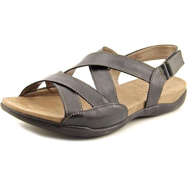 Array Lisbon Black Sandals