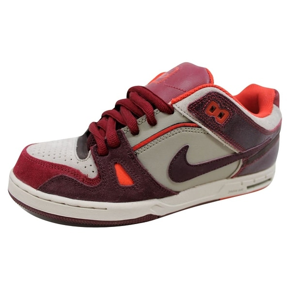 Nike Men's Zoom Oncore 2 Faded Taupe/Deep Bergundy-Team Red 366630-200