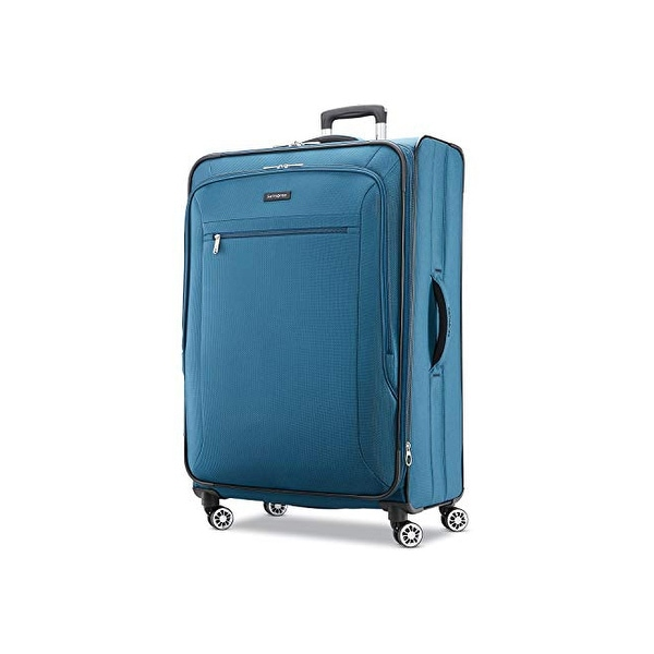 Samsonite Ascella X Softside Expandable Luggage with Spinner Wheels,. Opens flyout.