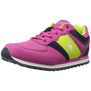 Polo Ralph Lauren Girls Sneakers Colorblock