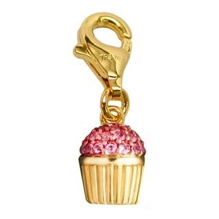 Julieta Jewelry Cupcake Clip-On Charm