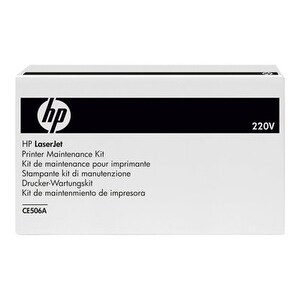 HP CE506A HP 220 Volt Fuser Kit For LaserJet CP3520 and CM3530 Multifunction Series Printers - 100000 Page - 220V AC