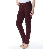 3e61ac4972c9 Shop Womens Burgundy Skinny Pants Size 2 - Free Shipping On Orders ...