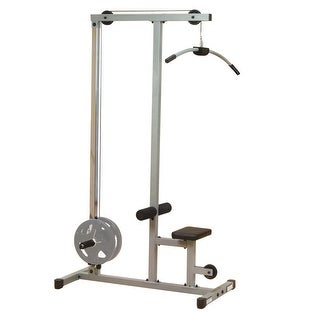 Body-Solid Powerline Lat Machine - metal