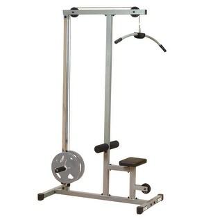 Body-Solid Powerline Lat Machine - Metal