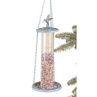 Birdfeeders Verdegris Brass/Plastic Birdfeeder