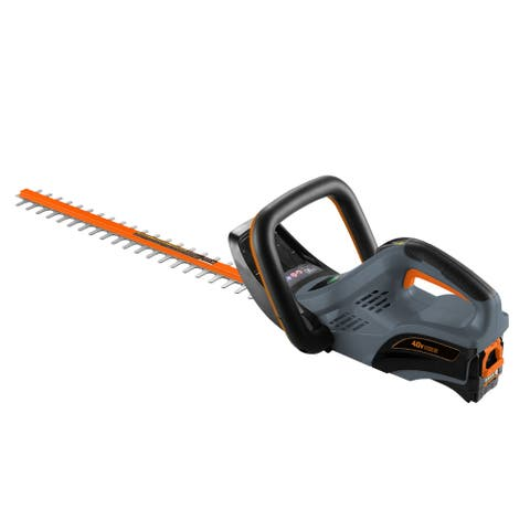 Scotts 24- Inch Cordless 40 Volt Lithium Ion Hedge Trimmer