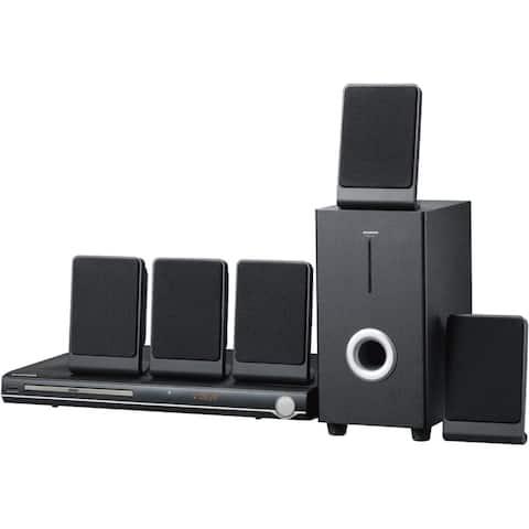 Sylvania 5.1 Channel Progressive Scan DVD Home Theater Speaker System Manufacturer Refurbished
