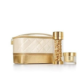 Elizabeth Arden Ceramide Capsules Youth Restoring Serum Set with 90 Capsules and Lift and Firm Cream SPF 30 in Traincase