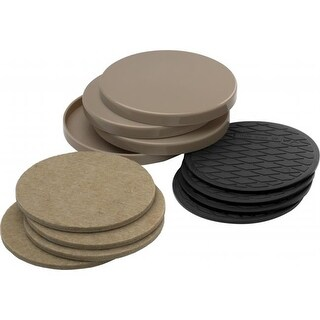 Shepherd 9855 12 Count Assorted Pack Pads