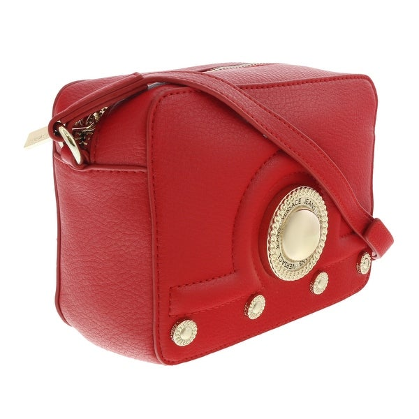 d31e0d711726 Shop Versace EE1VRBBL4 Red Shoulder Bag - Free Shipping Today ...