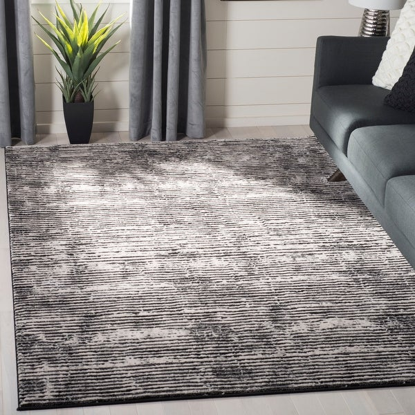 Safavieh Lurex Yaarit Modern Abstract Polyester Rug