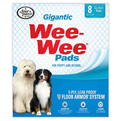 Four Paws Wee-Wee Pads Gigantic