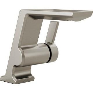 Delta 599-LPU-DST  Pivotal 1.2 GPM Single Hole Bathroom Faucet Less Drain Assembly