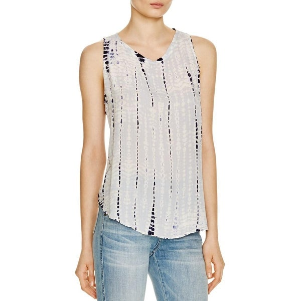 024439e77d Shop Bella Dahl Womens Casual Top Tie Dye Hi-Lo - Free Shipping On Orders  Over $45 - Overstock - 17128015