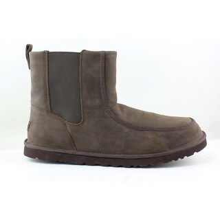 UGG Mens M Bloke Brown Snow Boots Size 18