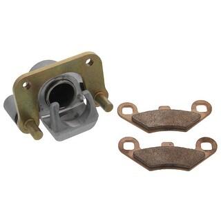 Brake Caliper and Brake Pads fits Polaris 325 Hawkeye 2x4 2015 Front Right