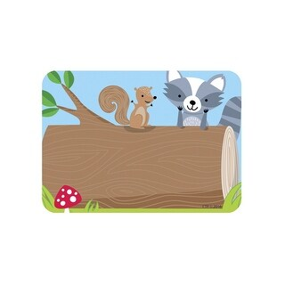 Creative Teaching Press Woodland Friends Labels, Pack of 36