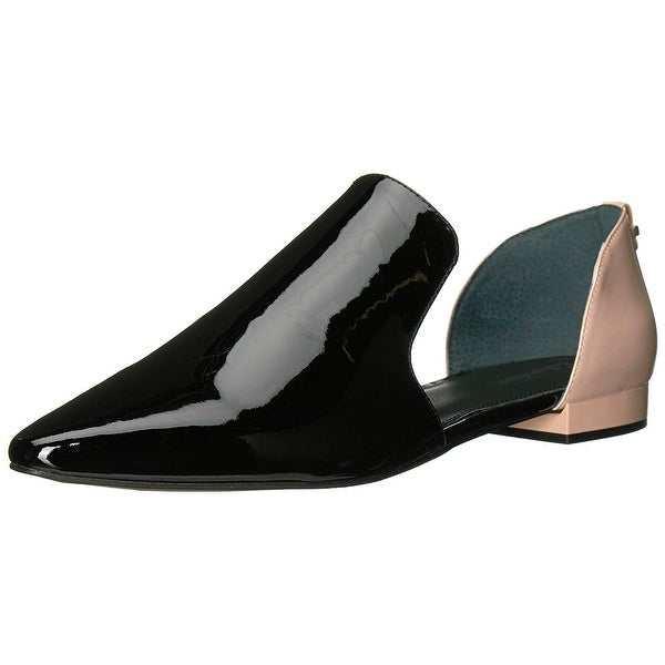 e7a65e90c19 Shop Calvin Klein Women s Edona Loafer Flat - Free Shipping On ...