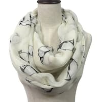 Women's Animal Print Light Weight Soft Large Infinity Scarf