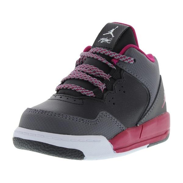 huge selection of f14c9 36ad6 Shop Jordan Flight Origin 2 Basketball Girl's Shoes Size - 5 ...