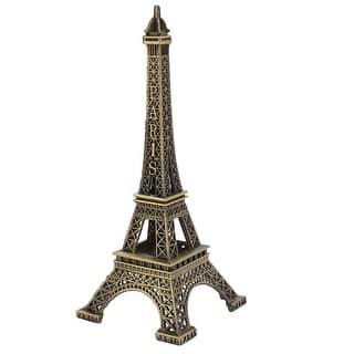 "Unique Bargains Vintage Style Mini France Paris Eiffel Tower Figurine Statue Model Ornament 5""|https://ak1.ostkcdn.com/images/products/is/images/direct/c397a871a9913f115e9f671637a5919b03e85db2/Unique-Bargains-Vintage-Style-Mini-France-Paris-Eiffel-Tower-Figurine-Statue-Model-Ornament-5%22.jpg?impolicy=medium"