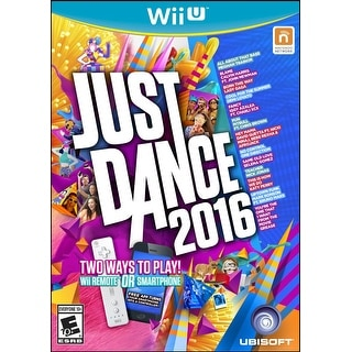 Just Dance 2016 Video Game: Wii U Standard Edition