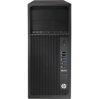 HP Z240T Tower 2VN24UT#ABA Z240T Tower