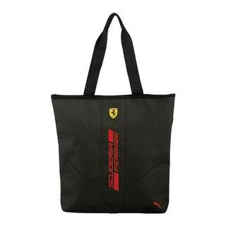 Puma Women S Ferrari Fanwear Per Black Us One Size