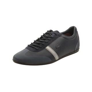 Lacoste Mens Mokara 117 Sneakers in Navy