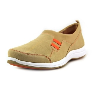 Easy Street Cal Round Toe Canvas Sneakers
