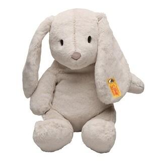 Steiff Hoppie Rabbit - Plush Stuffed Animal - 16 inch - LARGE