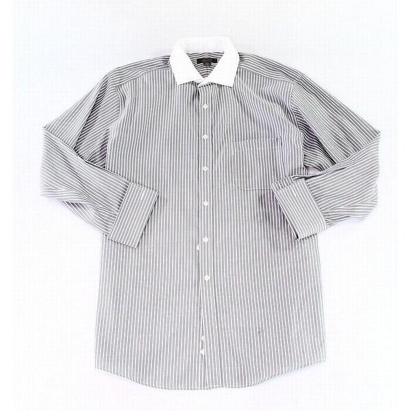 Tasso Elba Mens Dress Button Up Shirt