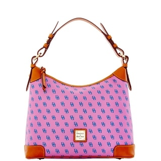 Dooney & Bourke Gretta Hobo (Introduced by Dooney & Bourke at $228 in Jun 2014) - lavender blue
