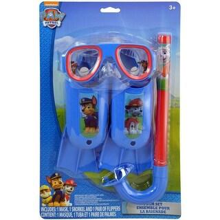 Paw Patrol 3 Piece Swim Set