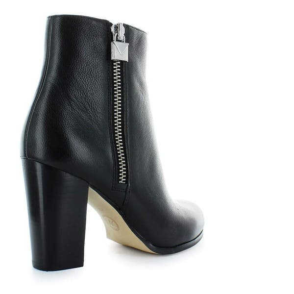 2018 sneakers vast selection new concept Shop Michael Michael Kors Womens MARGARET BOOTIE Leather Almond ...