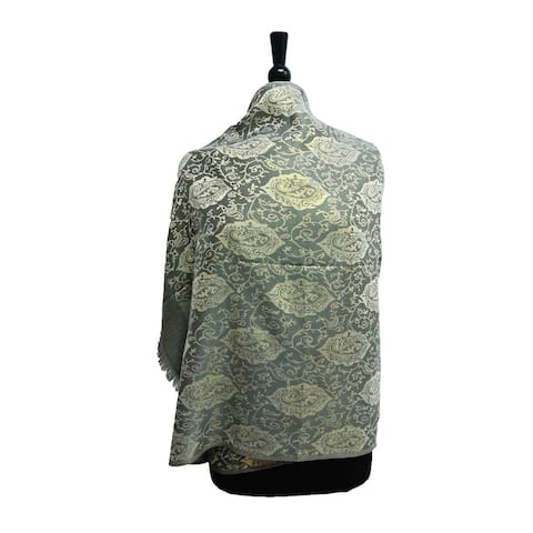Womens Scarves Winter Warm LightWeight Print Scarfs Large Scarf Floral And Paisley Printed Art Scarve