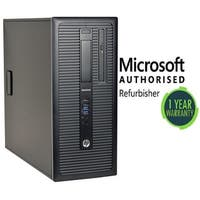 HP 800G1 TWR, intel Ci5 4570 3.2GHz, 16GB, 240GB SSD, W10 Pro
