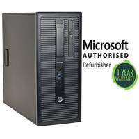 HP 800G1 TWR, intel i5 4570, 8GB, 500GB SSD, W10 Pro