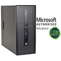 HP 800G1 TWR, intel i5 4570 3.2GHz, 32GB, 2TB, W10 Pro