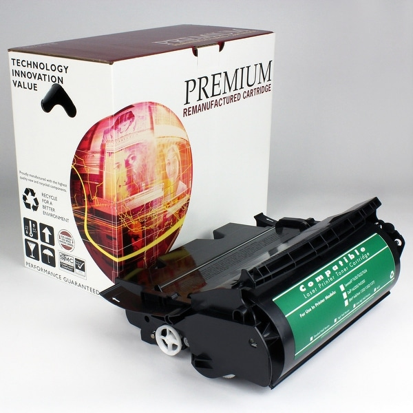 Re Premium Brand replacement for Dell M5200N High Yield Toner (21,000 Yield)