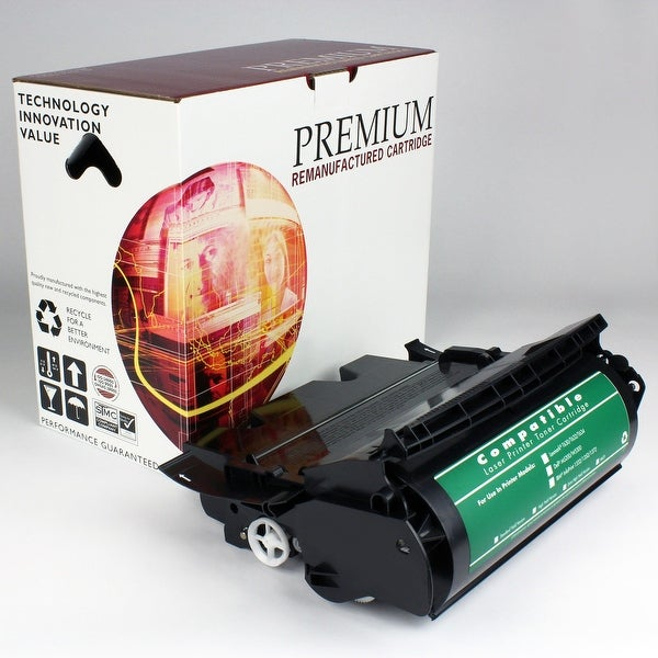 Re Premium Brand replacement for Lexmark T630 Label Application Toner