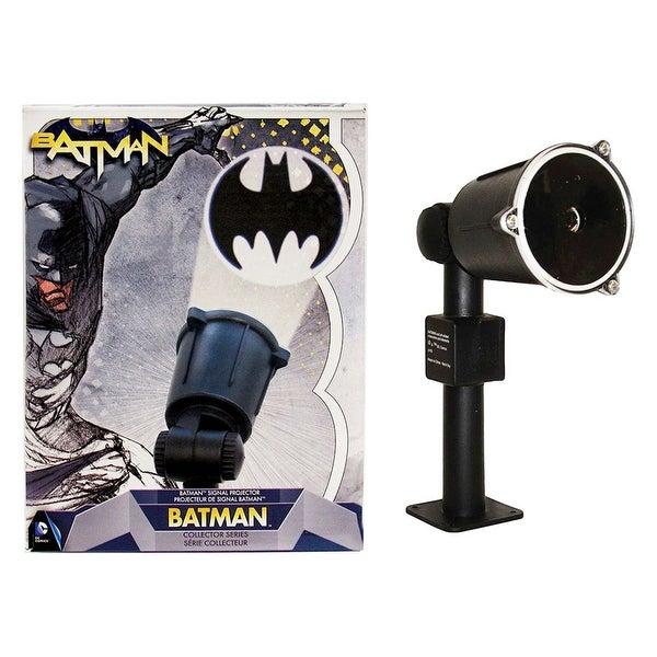Batman Bat Signal Projector Light - Wall Mountable - Black