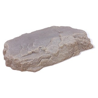 Fake Rock Artificial Stone Skimmer and Septic Lid Cover - Thumbnail 0