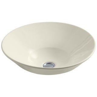 "Kohler K-2200-G Conical Bell 15-7/8"" Vessel Sink"